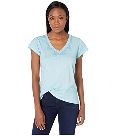 Carve Designs Lucia Tee (Water) Women