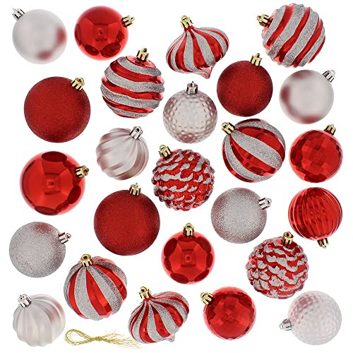 Peppermint  Lollipop Christmas tree Ornaments 8 piece