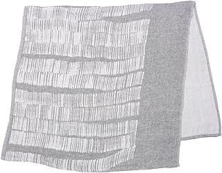 [ラプアンカンクリ]Lapuan Kankurit UITTO リネンマルチタオル 95x180 grey-white [並行輸入品]