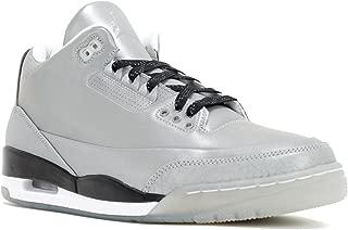 Mens Air Jordan 5LAB3 3M Reflective Silver/Reflective Silver Leather