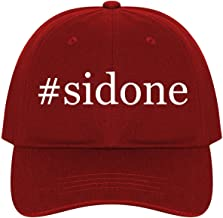 The Town Butler #Sidone - A Nice Comfortable Adjustable Hashtag Dad Hat Cap