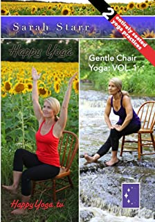 Happy Yoga Gentle Chair Yoga with Sarah Starr | Volume 1
