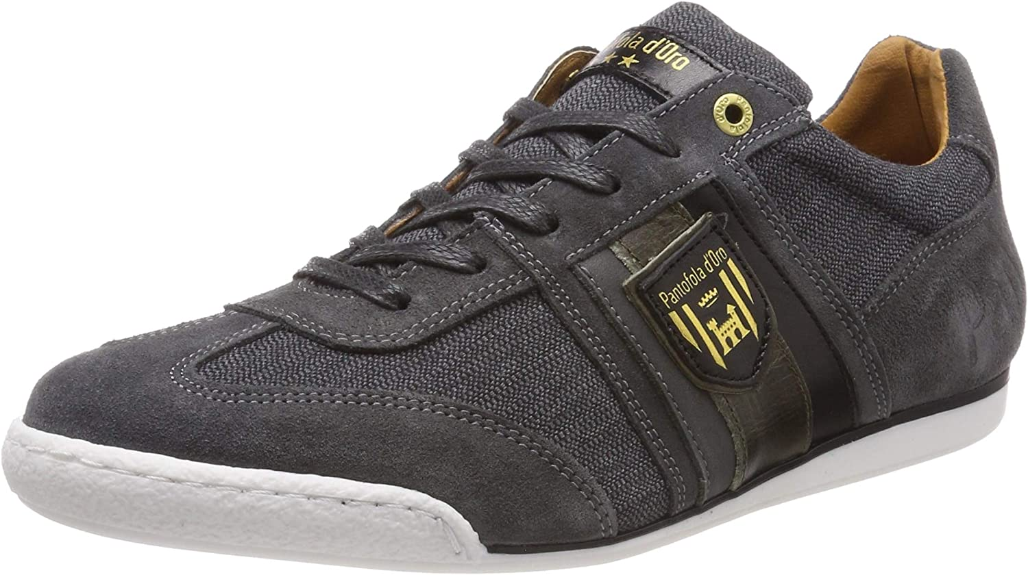 Pantofola d'gold Men's's Imola Scudo Denim men Low Top Sneakers