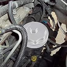 Danti Aluminum Fuel Filter Housing Cap Cover For 2010-2017 Dodge Ram 2500 3500 4500 5500 6.7L Cummins Diesel engine