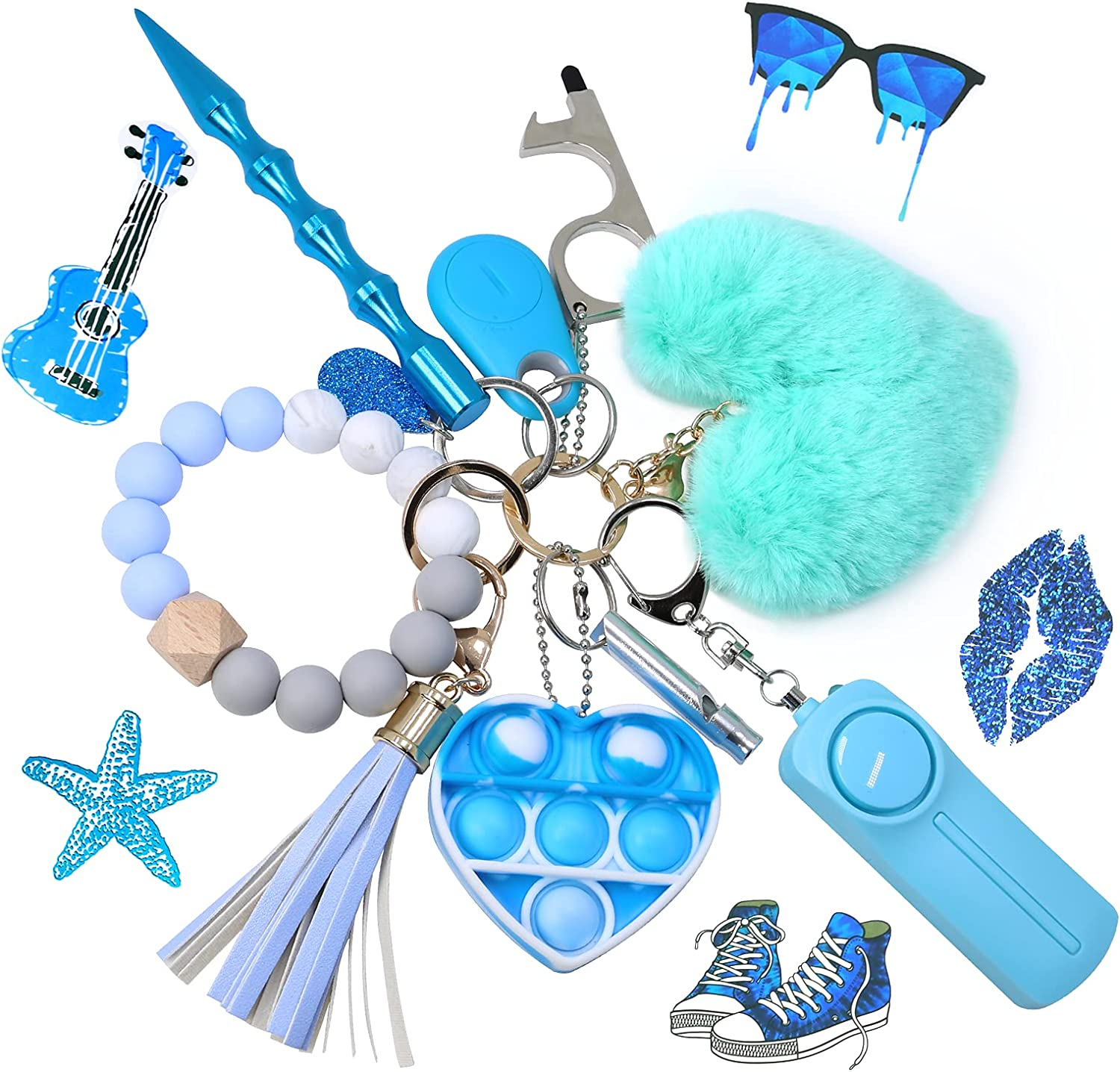 Keychain for Women and Girls,Keychain Sets for Woman