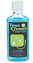 TensXtends Conductive Adhesive Gel for Tens Pads - Patented Formula That Will Extend The Life of Your depleted Electrode Pads of Your Tens and EMS Units (2 FL OZ)