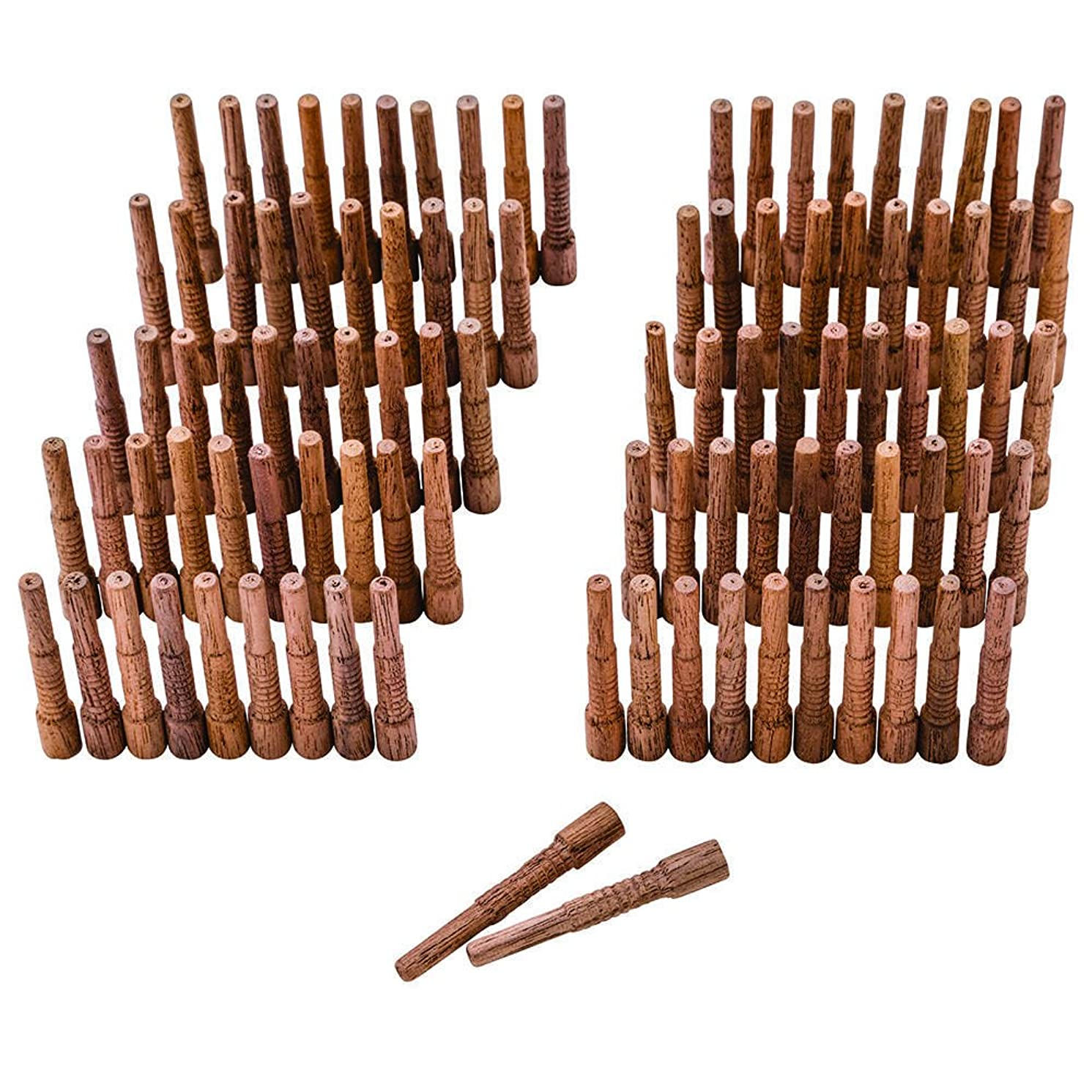 Walnut Mini-X Dowels, 100