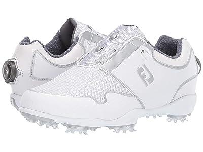 FootJoy Sport TF BOA (White/Silver) Women