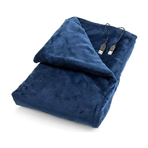 Battery Operated Heated Blanket Amazon Com