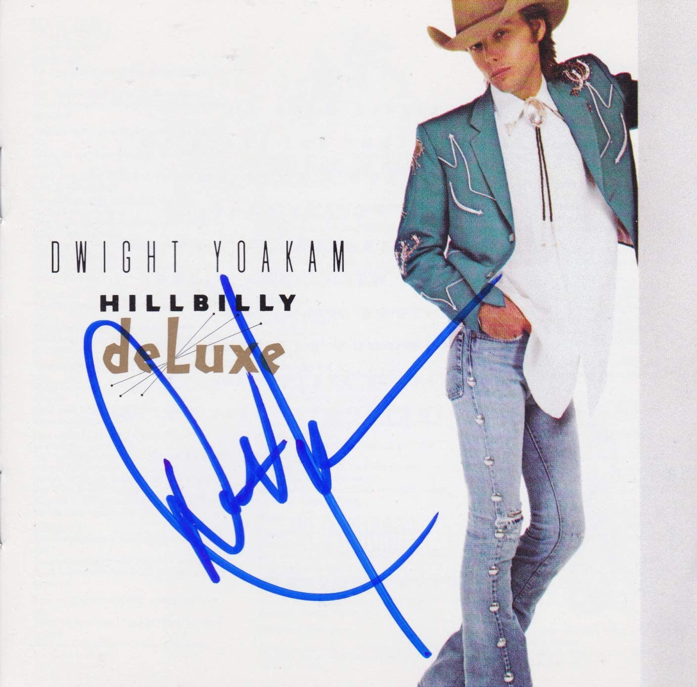 Dwight Yoakam NEW CD signed Max 68% OFF