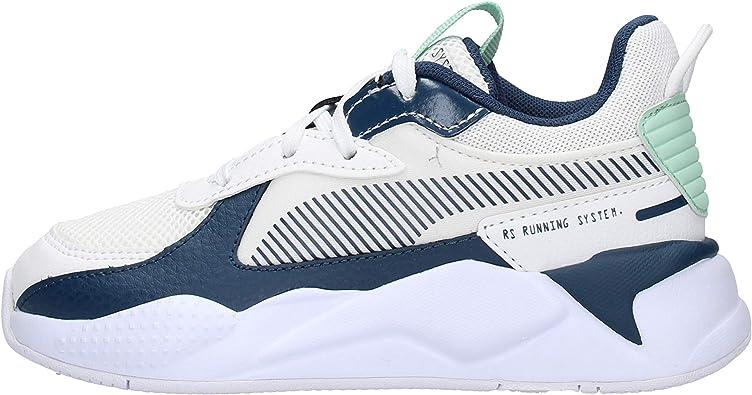 PUMA Sneakers Enfant RS-X Joy PS 372865.01 BLANC TAILLE 33 ...