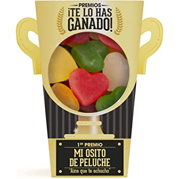 Designer Souvenir - Regalo San Valentin   Pack de Chuches Para Sorprender a Tu Pareja   Surtido de Gominolas   Detalle Para Marcar la Diferencia: Amazon.es: Salud y cuidado personal