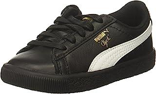 PUMA 彪马 Unisex-Kids Clyde Core L Foil运动鞋