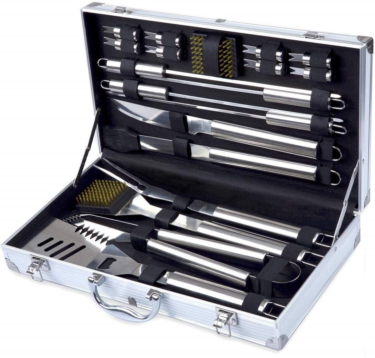 Kacebela Tools 19 Piece Grill Accessories