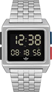 Adidas Watches Archive_M1. Men's 70's Style Stainless...