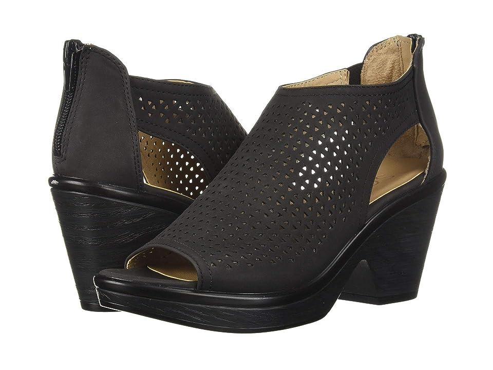 SOUL Naturalizer Fayth (Black Smooth) High Heels