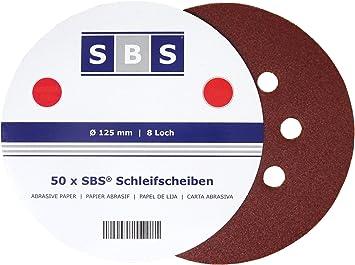 25//50 Klett-Schleifscheiben für Mehrscheibenmaschinen Ø 140 mm K24–120 1-Loch