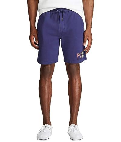 Polo Ralph Lauren Big & Tall Big Tall Fleece Shorts (Boathouse Navy) Men