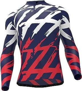 Men's Pro Urban Thermal Cycling Long Sleeve Jersey, Cargo Bib Tights, or Kit Bundle