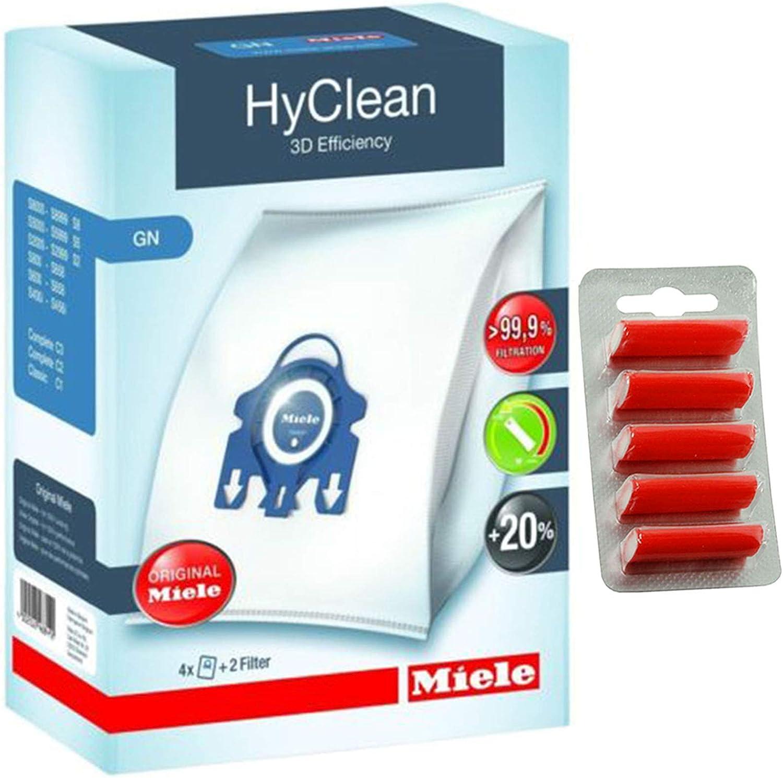 Miele Genuine GN HyClean 3D Discount mail order Dust Efficiency Bags Vacuum Luxury Cleaners