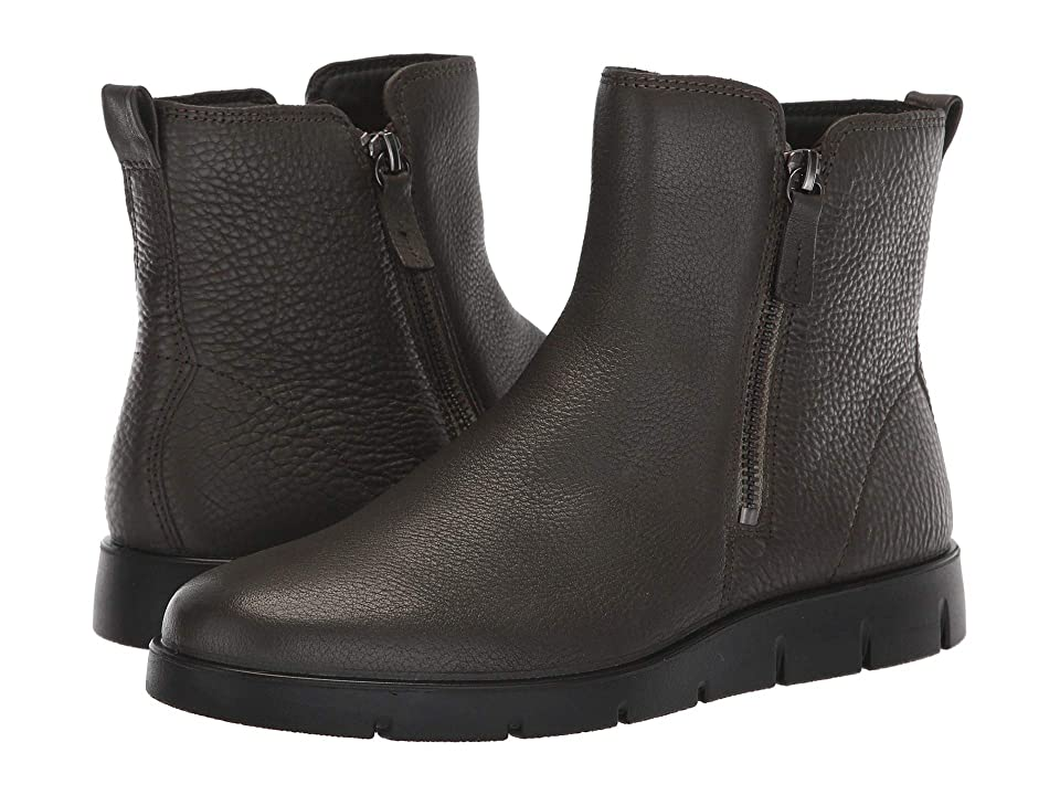 ECCO Bella Zip Boot (Moon Cow Leather) Women
