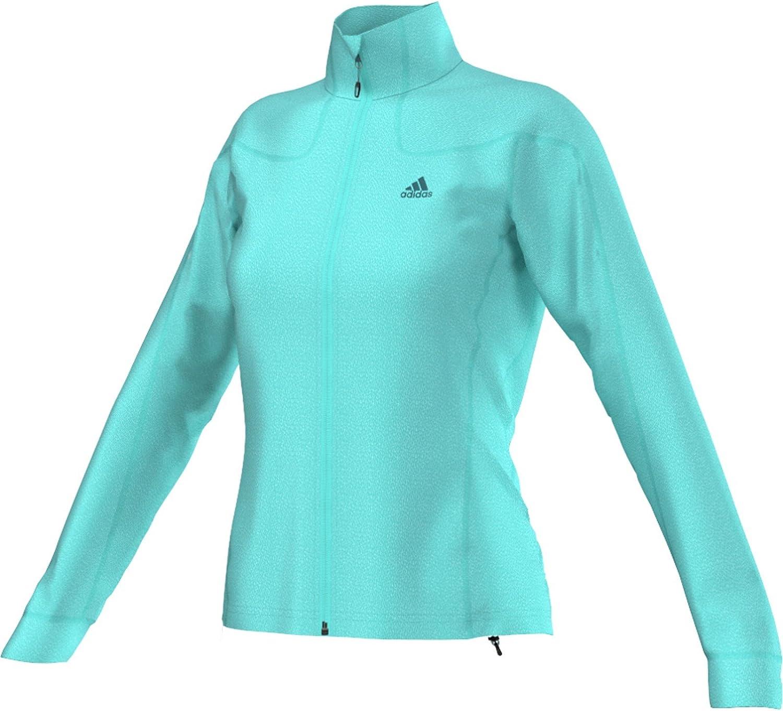 Adidas  Womens Hiking Melange Fleece Jacket