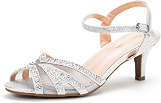 Best silver strappy shoes uk Reviews