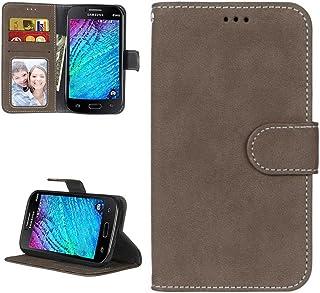 comprar comparacion Funda Samsung Galaxy Grand Neo Plus i9060 Elegante Acabado Mate Case Libro Suave Piel PU Cuero Cover Carcasa Caso [Función...