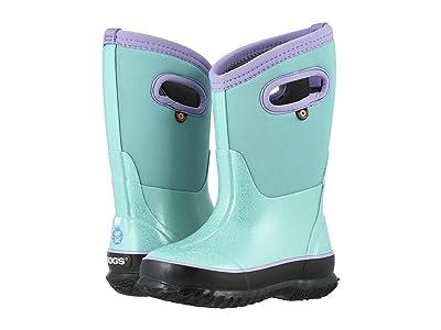 Bogs Kids Classic Glitter (Toddler/Little Kid/Big Kid) (Turquoise Multi) Girls Shoes