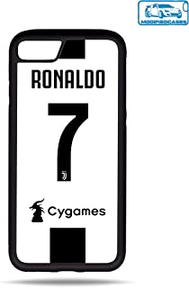 ModifiedCases 2019 CR7 Jersey Juve Bumper Case Compatible with Apple iPhone 7/8