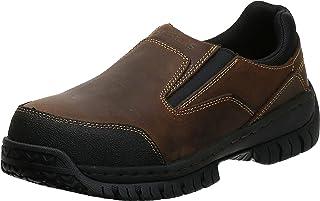 حذاء سكيتشرز فور وورك الرجالي سهل الارتداء بغطاء اصابع القدم الصلب من هارتان