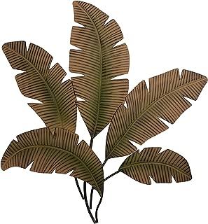 palm frond sculpture