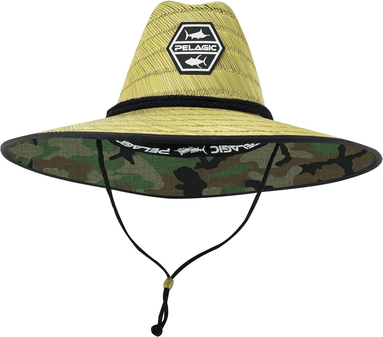 PELAGIC Max 62% OFF Baja Hat Straw Department store