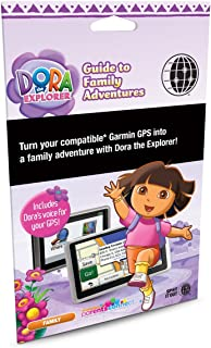 Spot It Out Nickelodeon Dora The Explorer's Guide to Family Adventures for Garmin zumo/n?vi/StreetPilot U.S.A. Map Digital Download