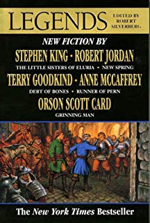Legends: Short Novels By The Masters of Modern Fantasy (Memory, Sorrow, and Thorn)