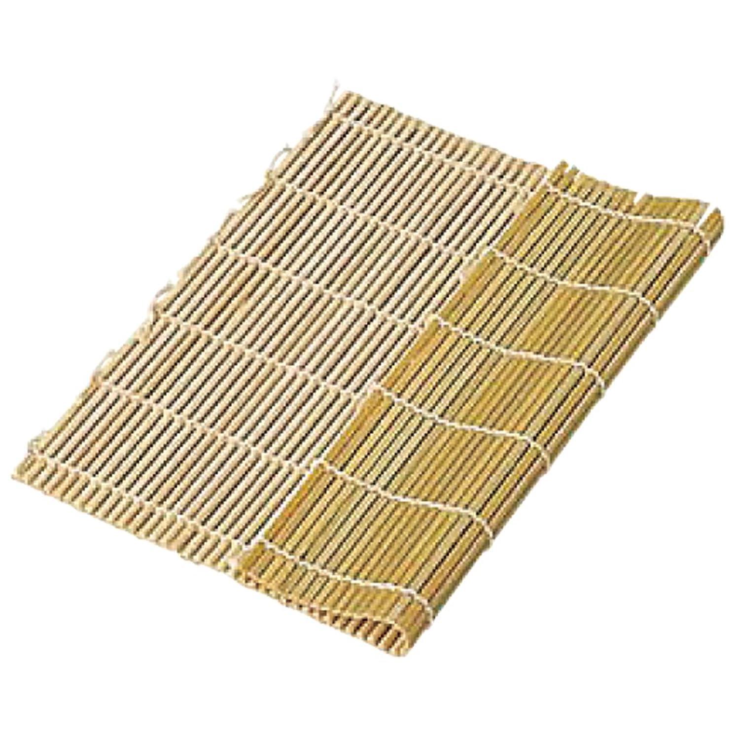 避難推定動脈山下工芸 竹製巻ス 24cm角 120057063