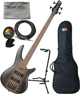$649 Get Ibanez SR500ESBD SR Standard 4-String Bass (Surreal Black Dual Fade) w/Gig Bag,