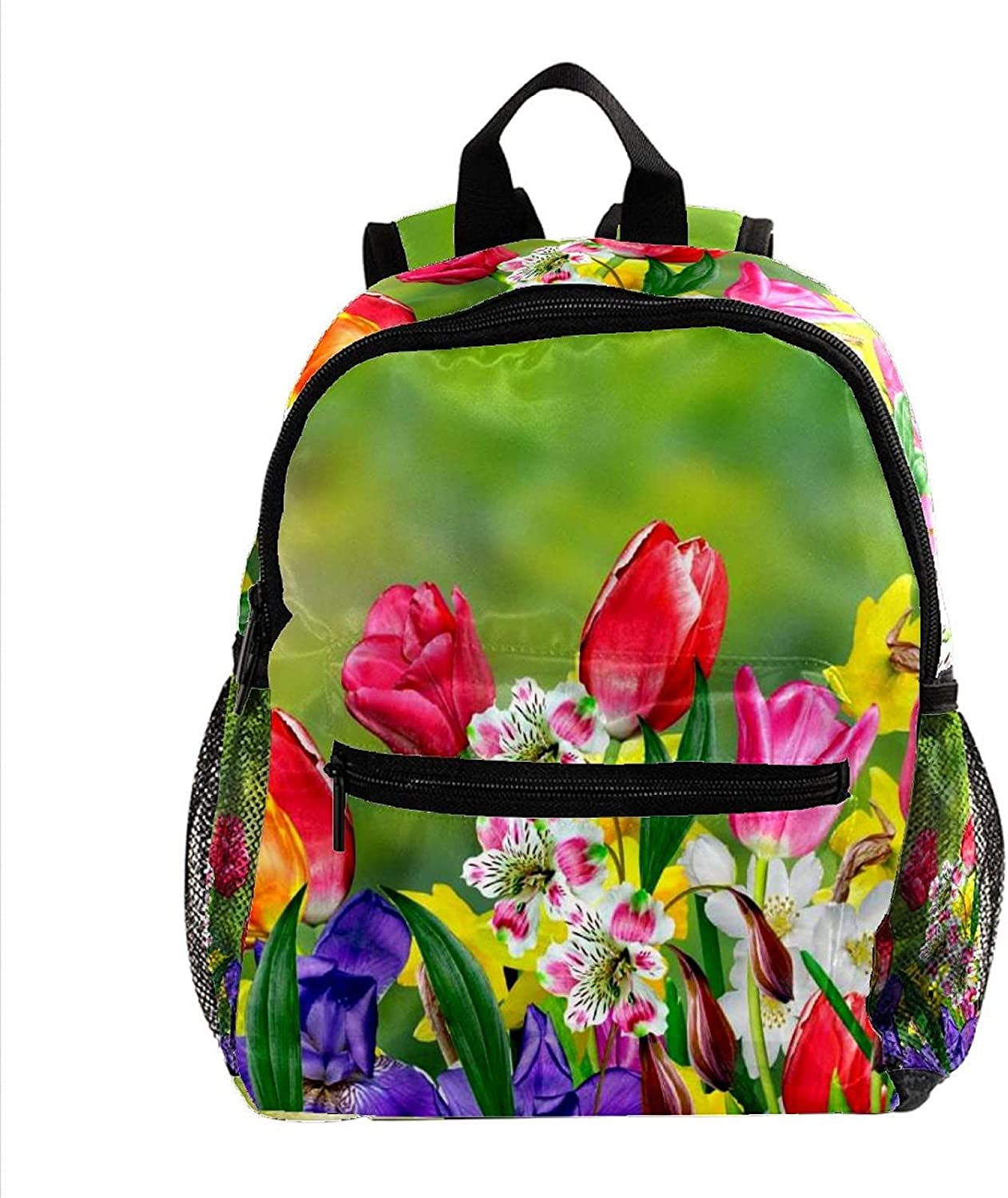 Backpack for Girls Boy Outdoor Walk Daypack Easy-to-use tulip Pri Bag Outlet sale feature Travel