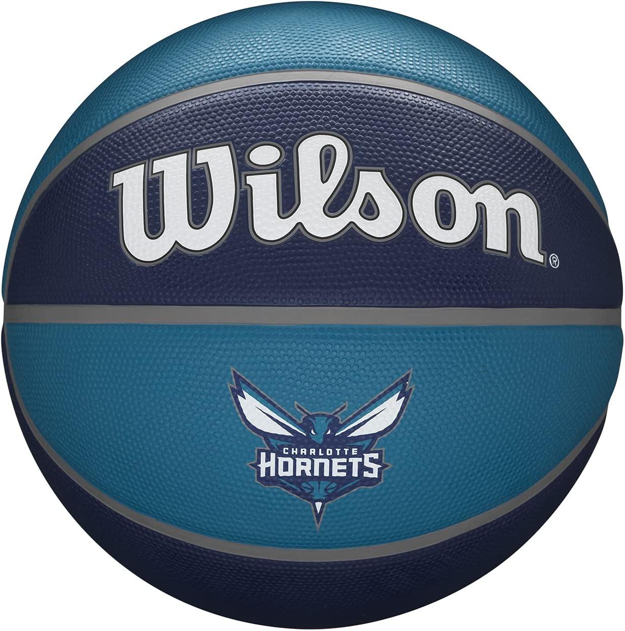 Wilson overseas NBA Team Choice Basketballs Tribute