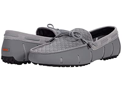 SWIMS Lace Loafer Woven Driver