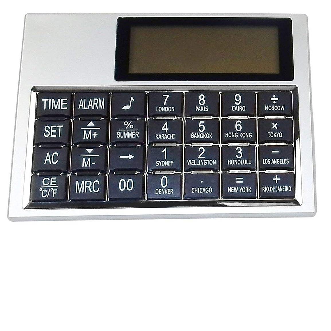 地雷原検査乱闘多機能電卓 7