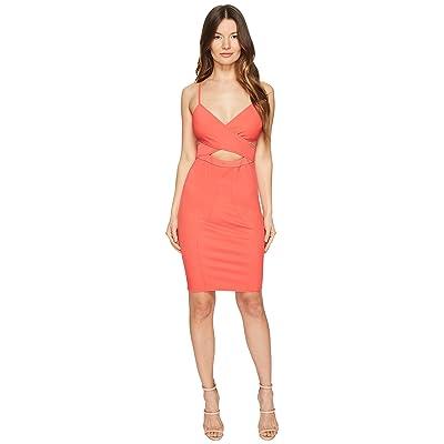 ZAC Zac Posen Adella Dress (Coral) Women