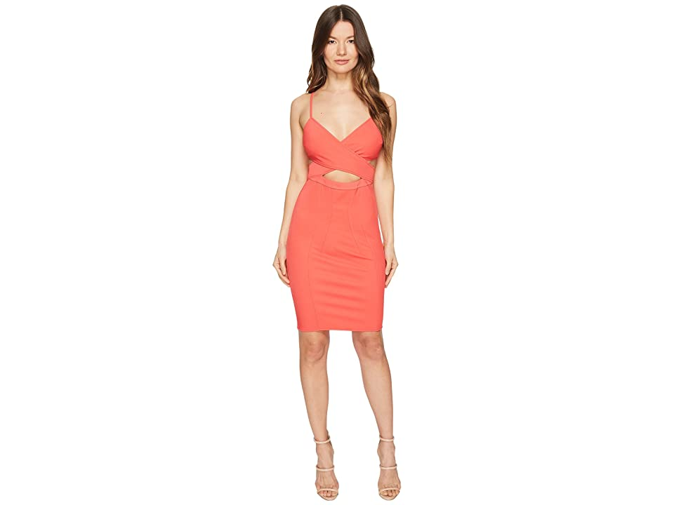 ZAC Zac Posen Adella Dress (Coral) Women