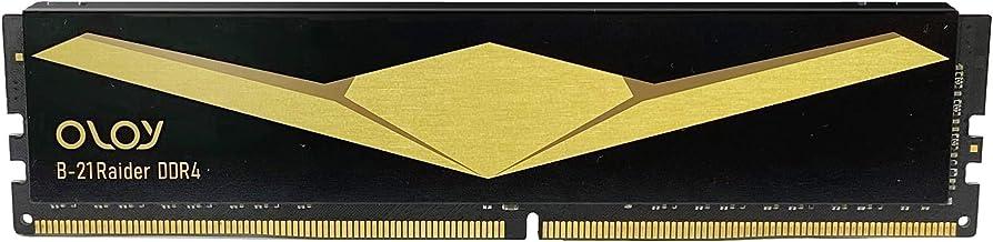 OLOy DDR4 RAM 8GB (1x8GB) 2666 MHz CL19 1.2V 288-Pin Desktop UDIMM (MD4U0826190BB2SB)