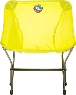 Best Big Agnes Inc Big Agnes Skyline Ultralight Backpacking Chair for Fast and Light Adventures, Yellow Camp Furniture, One Size Review