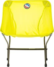 Big Agnes Skyline UL Ultralight Backpacking Chair & Stool, Chair (Yellow)