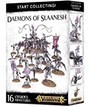 Age of Sigmar Start Collecting Daemons of Slaanesh (16 figures)