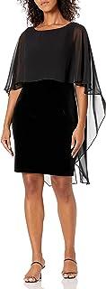 فستان ضيق رداء قصير بدون أكمام للسيدات من Jessica Howard