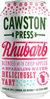 cawston press rhubarb soda