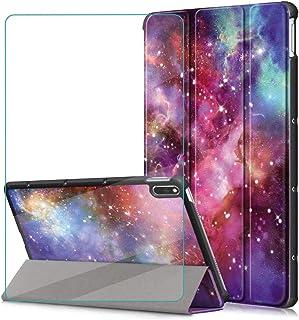 Ash-case Estuche para Huawei MatePad 10.4 Inch Table, Protector Ultra Delgado Slim PU función de Soporte Perfectamente Ade...